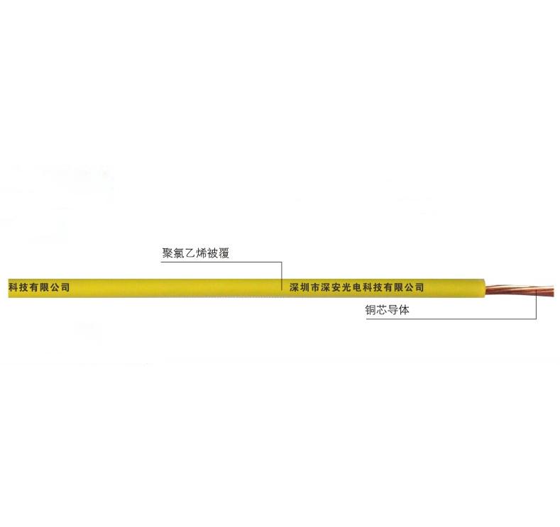 BVR型系列铜芯聚氯乙烯绝缘软电缆