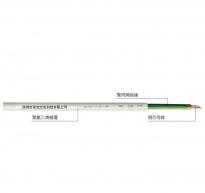 HBV型系统铜芯聚丙烯绝聚氯乙烯护套圆形电话线