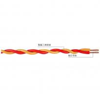 RVS型系列铜芯聚氯乙烯绝缘绞型连接用软电线