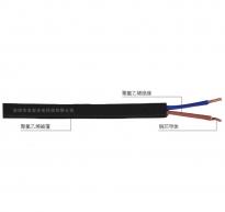 RVV型系列 铜芯聚氯乙烯绝缘扁形聚氯乙烯护套软线
