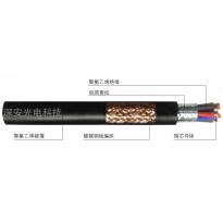 RVVP型系列300/300V铜芯聚氯乙烯绝缘屏蔽聚氯乙烯护套软电缆
