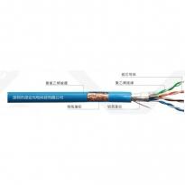SFTP超五类屏蔽局域网络电缆(SFTP Cat.5e)