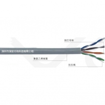 UTP超五类非屏蔽局域网络电缆(Cat.5e)
